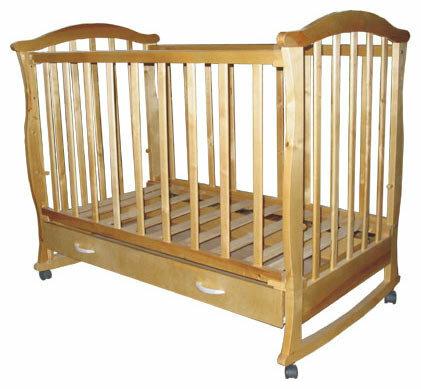 Кроватка Фея МД-270.4 Аэлита