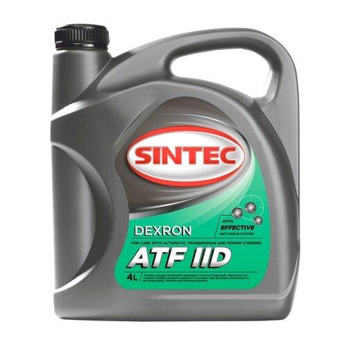 Трансмиссионное масло SINTEC Sintec ATF II Dexron 4 л
