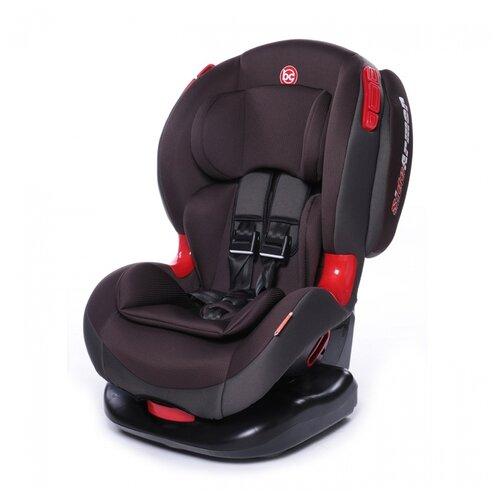Автокресло группа 1/2 (9-25 кг) Baby Care BC-120, коричневый группа 1 2 от 9 до 25 кг baby care bc 120 isofix