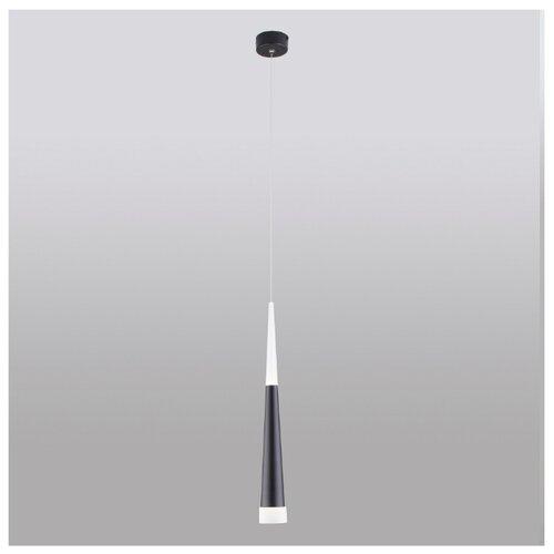 Фото - Светильник светодиодный Elektrostandard DLR038 7+1W 4200K черный матовый, LED, 8 Вт светильник elektrostandard встраиваемый светодиодный 9919 led 10w 4200k серебро 4690389162459