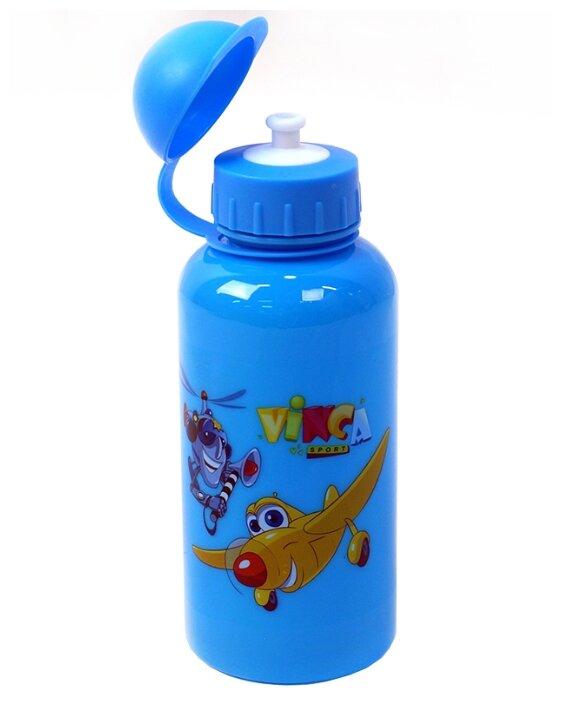 Фляга Vinca Sport Детская VSB 03 Вертолетики 500ml