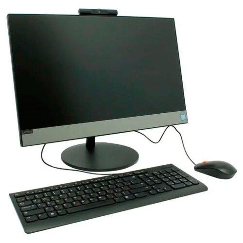 Моноблок Lenovo AIO V530-22ICB 10US00MARU Intel Core i3-9100T/4 ГБ/SSD/Intel UHD Graphics 630/21.5/1920x1080/DVD-RW/DOS моноблок hp proone 440 g4 aio 23 8 intel core i3 8100t 8gb ddr4 1000gb 128gb ssd dvd rw intel uhd graphics 630 wifi bt kbd mouse windows 10 pro