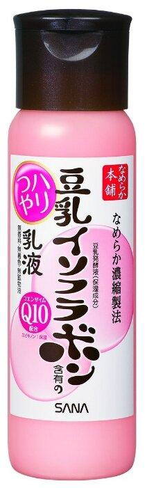 Молочко для тела SANA увлажняющее с изофлавонами