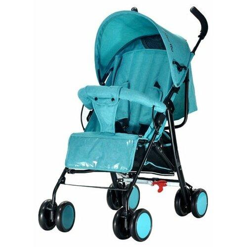 Прогулочная коляска everflo E-850A Voyage blue прогулочная коляска everflo e 240 shine серый