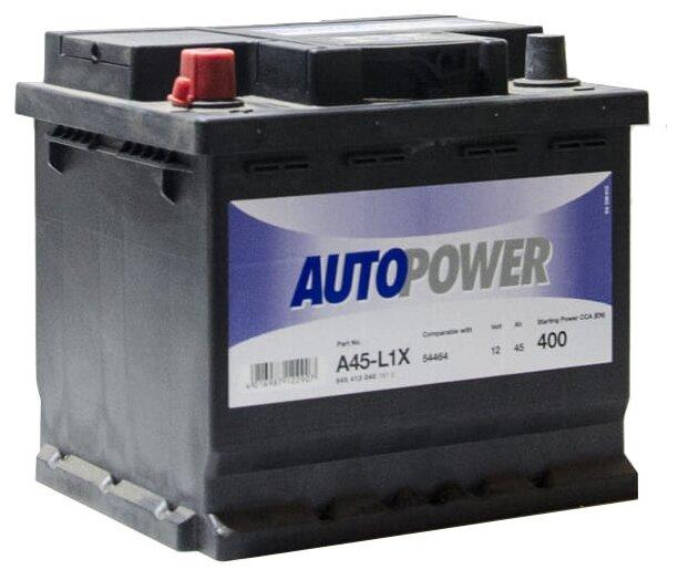 Автомобильный аккумулятор Autopower A45-L1X
