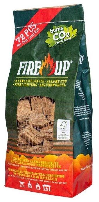 Fire-Up Брикеты для розжига, 72 шт