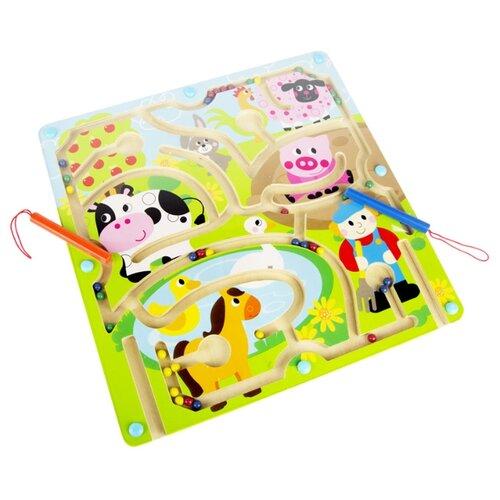 Фото - Головоломка Mapacha Домашние животные (76674) разноцветный развивающая игрушка mapacha суперкуб разноцветный