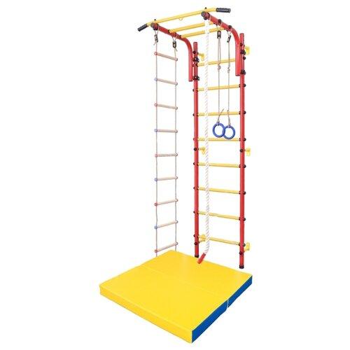 Купить Шведская стенка SportLim DS-11 красный, Игровые и спортивные комплексы и горки