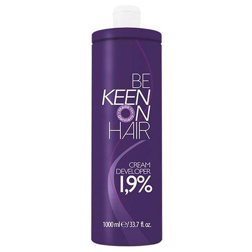 KEEN Cream Developer крем-окислитель, 1.9%, 1000 мл  - Купить
