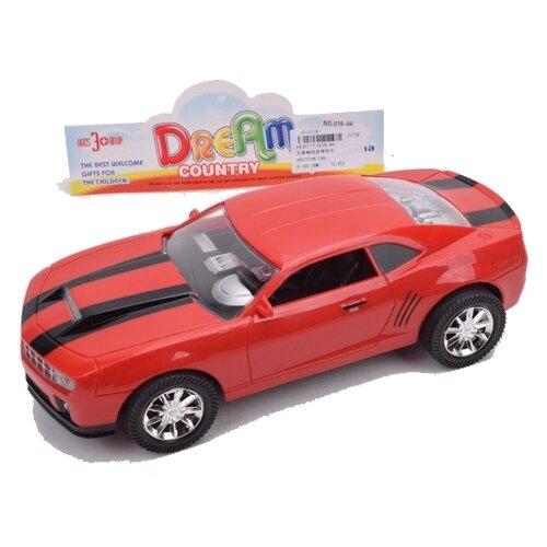 Легковой автомобиль China Bright Pacific 1830777, 26 см, красный