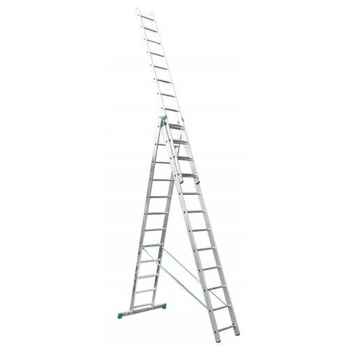 Лестница трансформер 3-секционная ALVE 7612