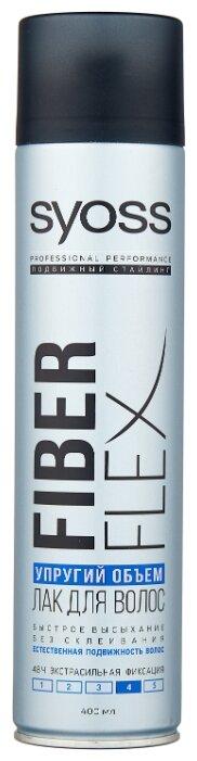 Syoss Лак для волос Fiber flex Упругий