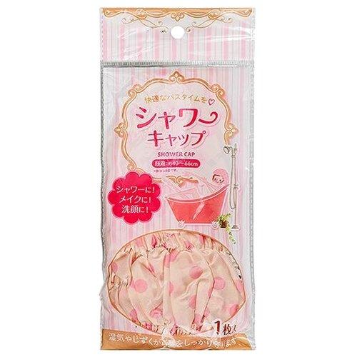 Makoto Шапочка для душа, розовая