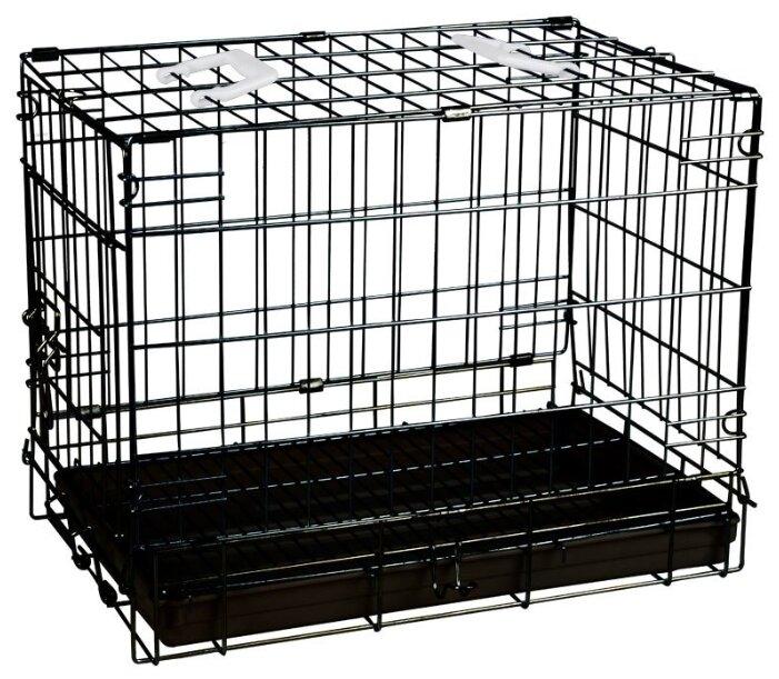 Клетка для собак Triol 30691003 77х56х64 см
