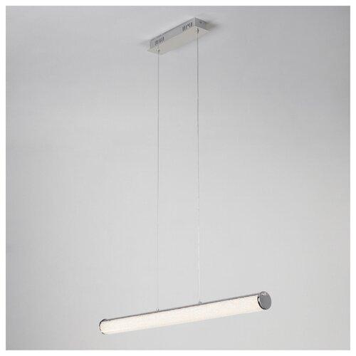Светильник светодиодный Eurosvet Brilliance 90061/1 хром, LED, 33 Вт светильник светодиодный eurosvet range 40005 1 кофе led 54 вт