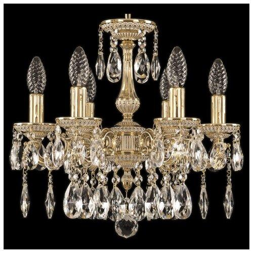 Люстра Bohemia Ivele Crystal 7501 75101/6/125 A GW, E14, 240 Вт