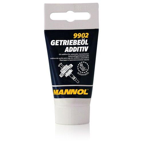 Mannol Getriebeoel-Additiv Automatik 0.02 л mannol motor doctor 0 35 л