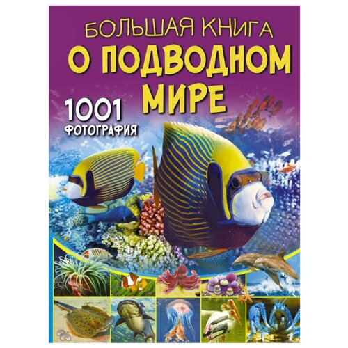 Купить Ликсо В.В Большая книга о подводном мире. 1001 фотография , Аванта (АСТ), Познавательная литература