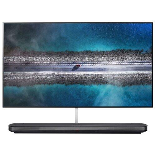цена на Телевизор OLED LG OLED77W9P 77 (2019) черный