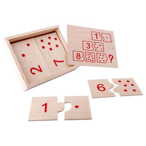 Настольная игра ЛЭМ Числа и цифры