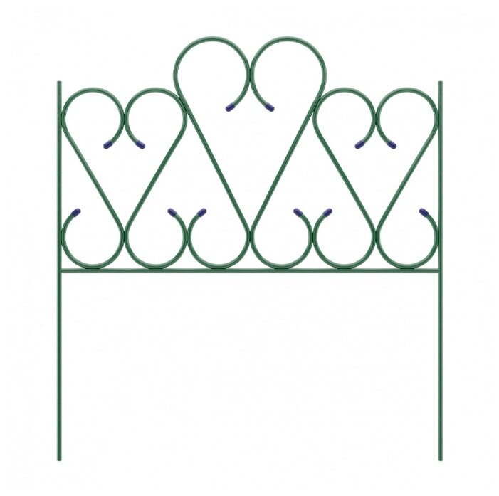 Забор декоративный NN МИ 65044