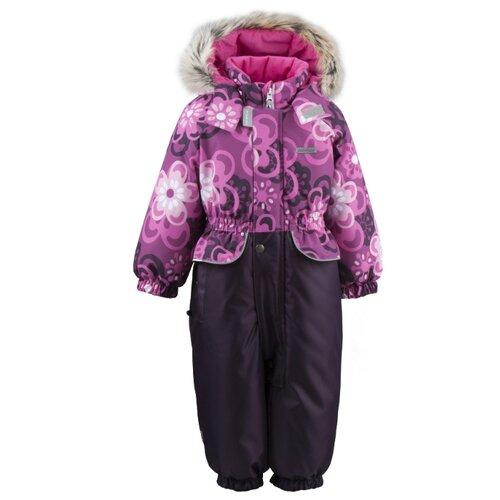 Купить Комбинезон KERRY FRAN K19409 A размер 80, 6230 коралловый/фиолетовый, Теплые комбинезоны