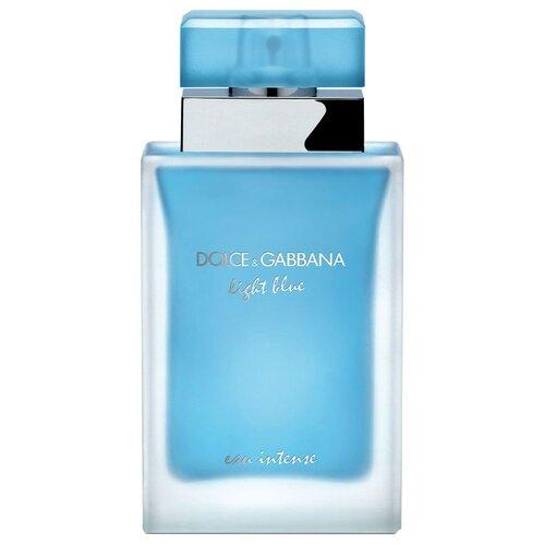 Парфюмерная вода DOLCE & GABBANA Light Blue pour Femme Eau Intense, 50 мл