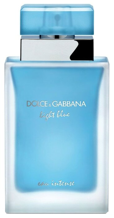 Парфюмерная вода DOLCE & GABBANA Light Blue pour Femme Eau Intense