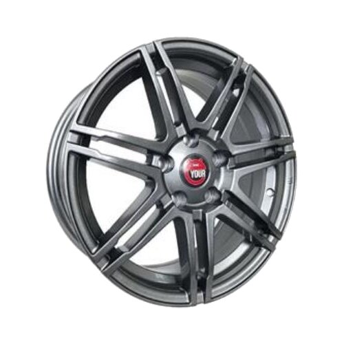 Колесный диск Ё-wheels E30 6x15/4x100 D60.1 ET50 GM колесный диск ё wheels e26 7x16 5x139 7 d108 5 et0 bkf