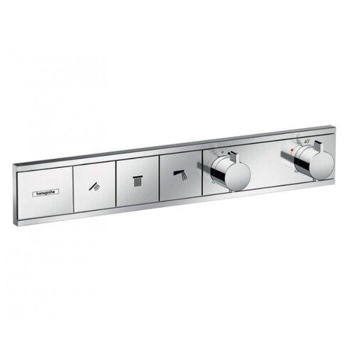Фото - Термостат для ванны Hansgrohe RainSelect 15381000 термостат для ванны hansgrohe rainselect 15356400