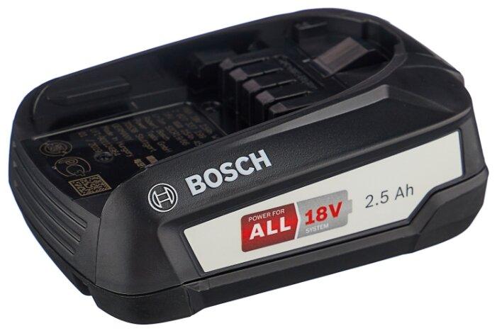 Аккумуляторный блок BOSCH 1600A005B0 18 В 2.5 А·ч