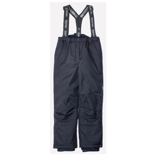 Купить Брюки crockid ВК 40003 размер 116-122, 12 темно-серый, Полукомбинезоны и брюки