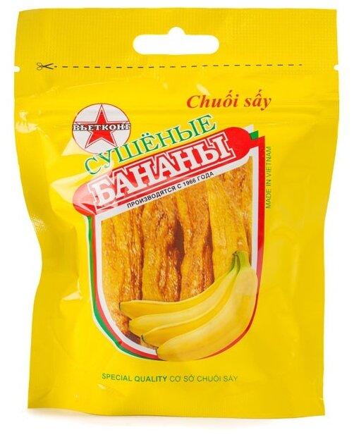 Бананы Вьетконг сушеные, 100 г — Сухофрукты — купить по выгодной цене на Яндекс.Маркете
