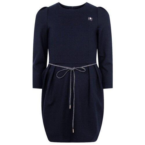 Купить Платье Silver Spoon размер 134, темно-синий-309, Платья и сарафаны