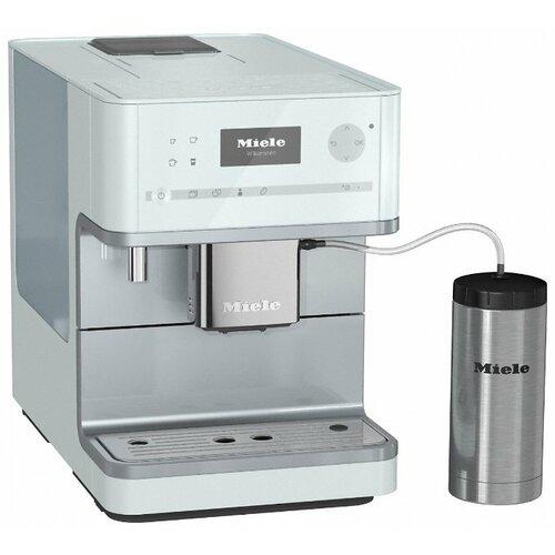 Кофемашина Miele CM 6350 белый лотос