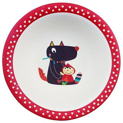 Купить Тарелка Ebulobo Волчонок (E25002), Посуда