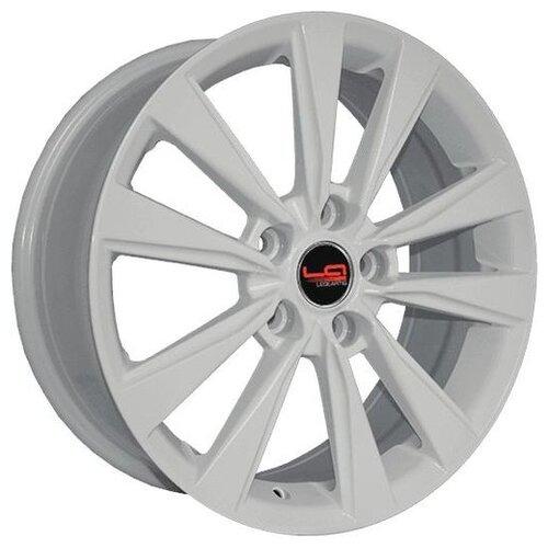 Фото - Колесный диск LegeArtis TY122 7x17/5x114.3 D60.1 ET39 White колесный диск legeartis ty122 7x17 5x114 3 d60 1 et45 gm