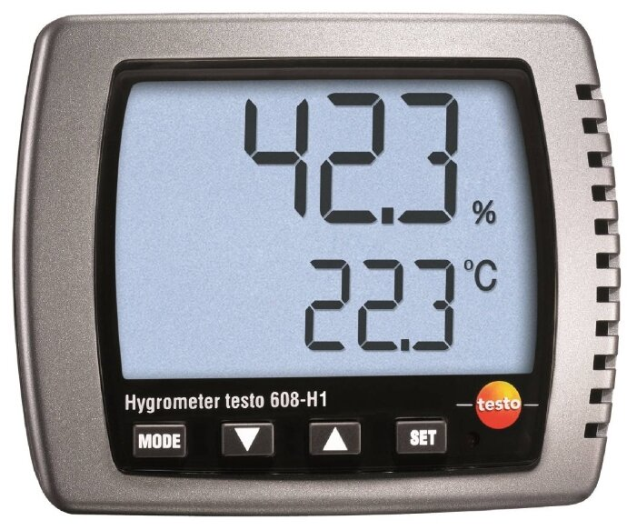 Термогигрометр Testo 608 H1