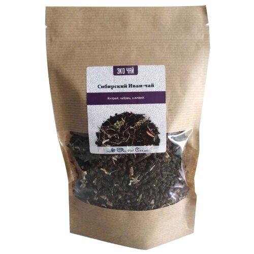 Чай травяной Эко чай Сибирский Иван-чай , 100 г фото