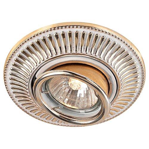Встраиваемый светильник Novotech Vintage 369859 встраиваемый светильник novotech vintage 369987