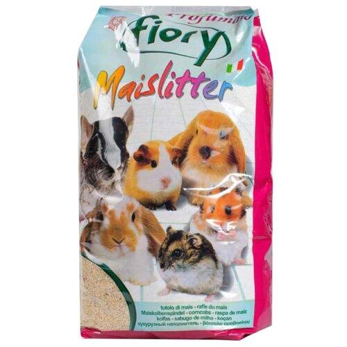 Наполнитель кукурузный Fiory Maislitter Profumato дикие ягоды 5 л