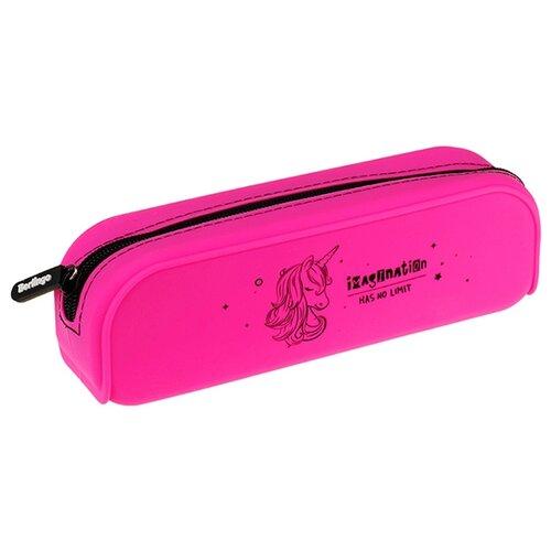 Купить Berlingo Пенал Imagination (PM07307) розовый, Пеналы