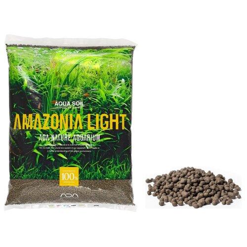 Грунт ADA Amazonia Light 9 л коричневый