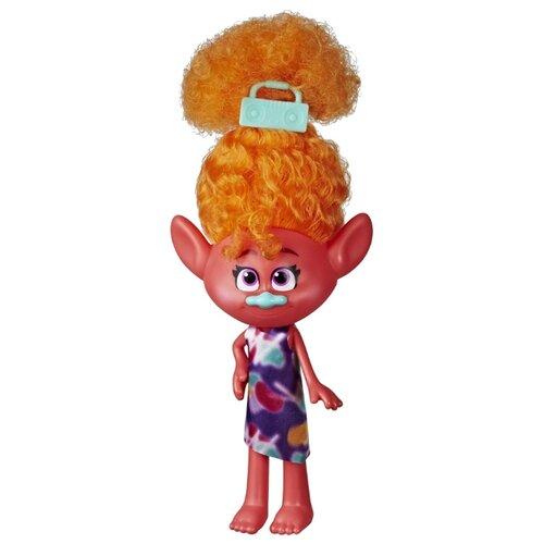 Кукла Hasbro Trolls Диджей Звуки, E8023 hasbro trolls c1306 волшебное дерево троллей