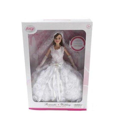 Купить Кукла Shantou Gepai Anlily Невеста, 1532292, Куклы и пупсы