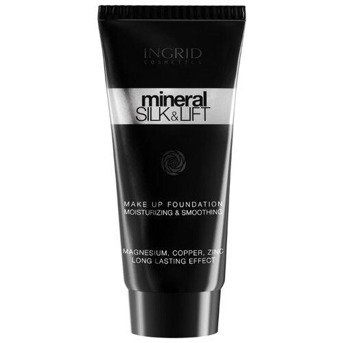 Ingrid Cosmetics Тональный крем Mineral Silk & Lift, оттенок: 30 тональный крем ingrid mineral matt тон 304 песочный