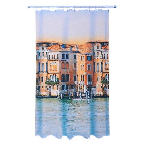 Штора для ванной Vetta 461-482 180х200 Венеция