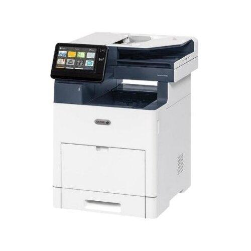 Фото - МФУ Xerox VersaLink B605X, белый/синий принтер xerox versalink c7000n белый синий