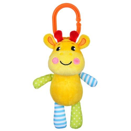цена Подвесная игрушка Жирафики Жирафик (939520) желтый онлайн в 2017 году