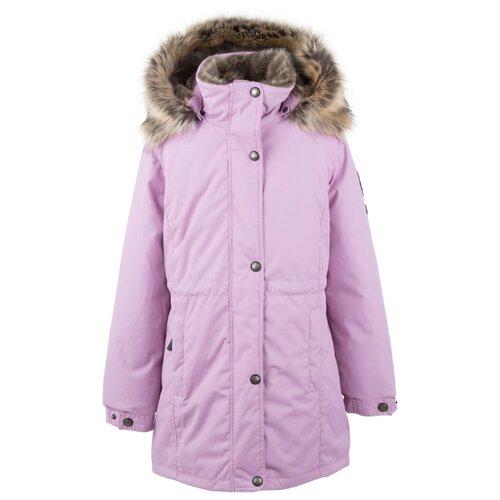 Купить Парка KERRY Edna K20671 размер 128, 00122 розовый, Куртки и пуховики